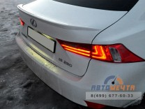 Спойлер на Lexus IS 250